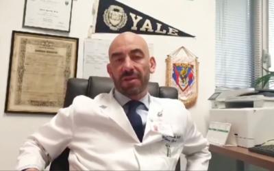 italienischer Klinikleiter sagt etwas anderes als Mainstream!