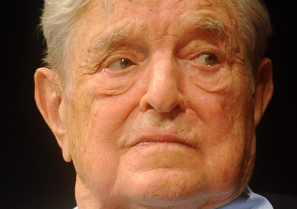 George Soros zahlt Black Lives Matter