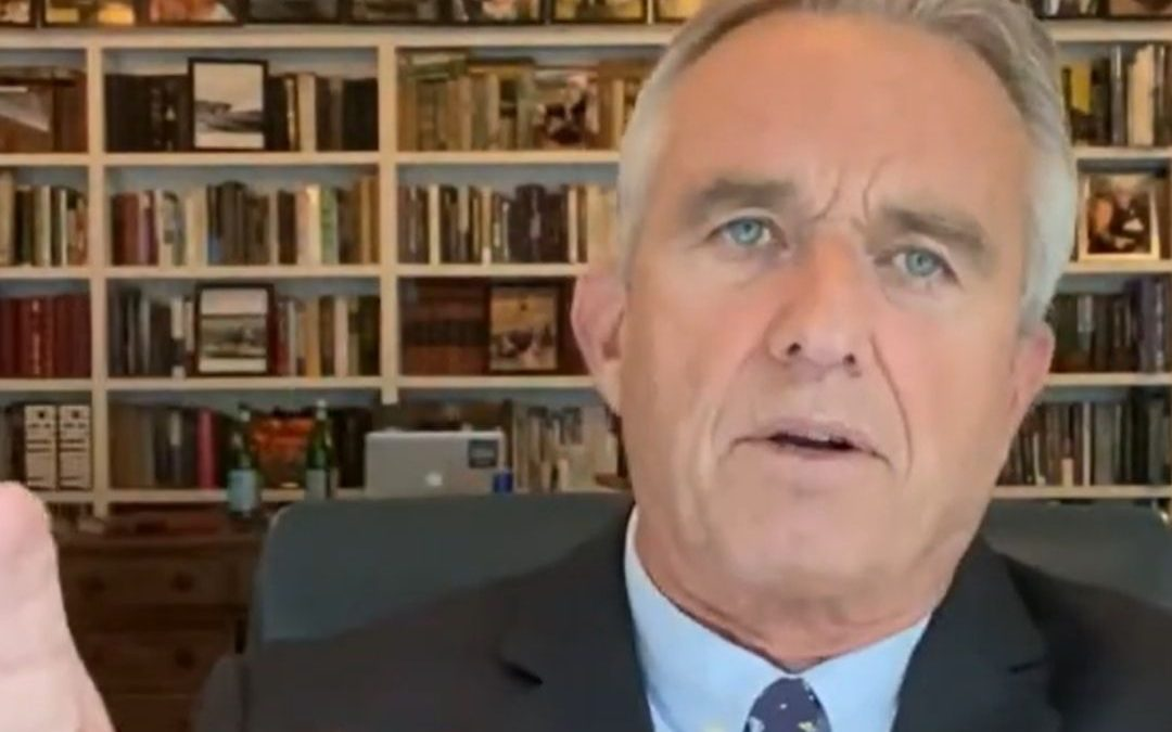 Robert F. Kennedy, Jr.: Int'l. Message for Freedom and Hope
