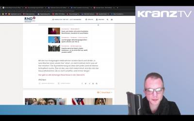 Merkel Virologe Michael Meyer-Hermann finanziert von Gates — Impfstoff ohneNadel?
