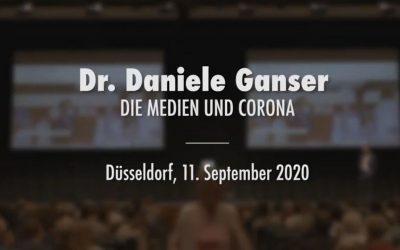 Dr. Daniele Ganser: Corona und die Medien
