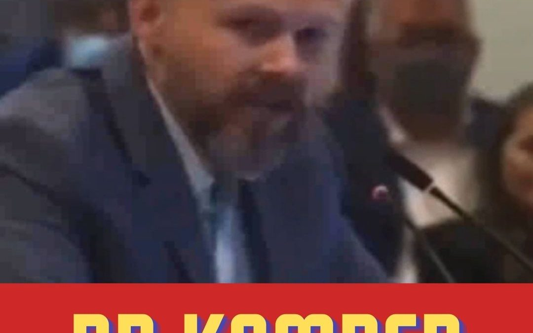 Dr. Kamper USA spricht Klartext Lebensstil
