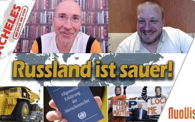 Russland ist sauer! — Tacheles Nuo VisoTV
