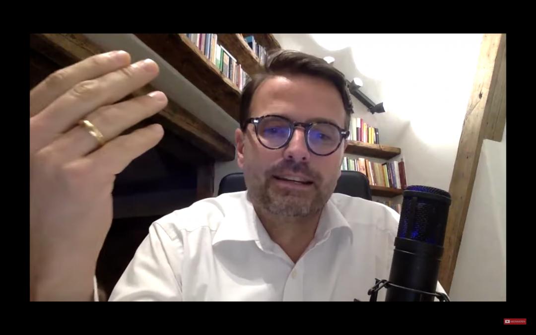 Wie sich Covid-19 WIRKLICH auf die Auslastung der Intensivbetten auswirkt! (Raphael Bonelli)