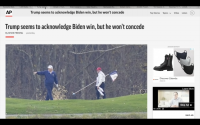 Der nächste Skandal: Biden hat Spenden für Krebspatienten gestohlen