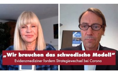 """""""Wir brauchen das schwedische Modell"""" — Punkt.PRERADOVIC mit Prof. Dr. Andreas Sönnichsen"""