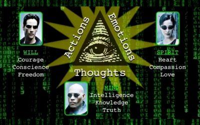 Die okkulte Bedeutung der Matrix Trilogie — Tilman Knechtel (2017)