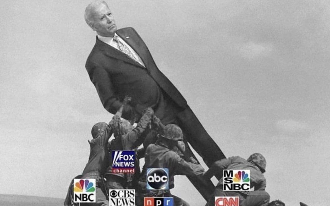 Wie unsere Medien an einem Bürgerkrieg arbeiten: Trumpwahl