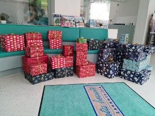 Freude schenken — Geschenke für Obdachlose!