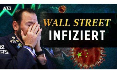"""Exklusiv-Dokumentarfilm: """"Wall Street INFIZIERT"""" – Die Verbindungen der KP-Chinas zur US-Börse"""