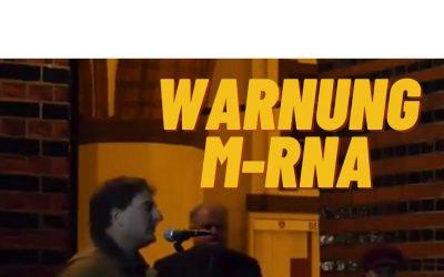 ARZT WARNT VOR DEM RNA IMPFSTOFF!