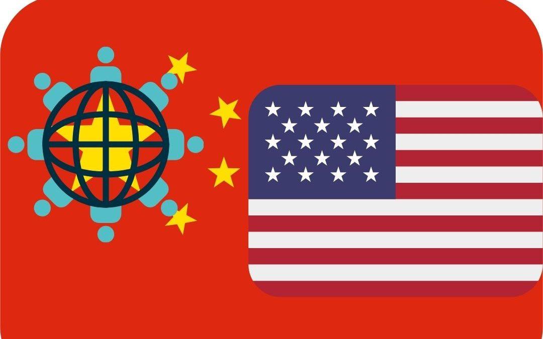 China Verbindungen USA