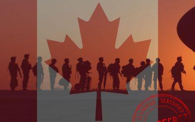 Kanadische Soldaten Zusammenarbeit mit China?! Top Secret (englisch)