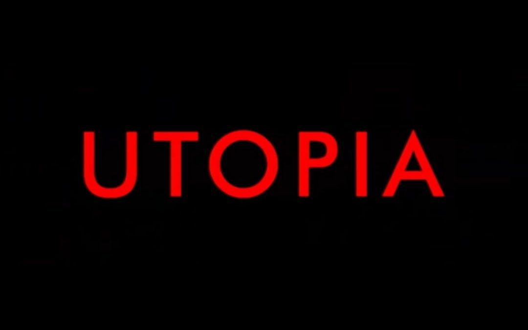 """Ausschnitte aus der Serie """"Utopia"""" aus dem Jahre2013"""