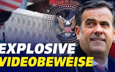 US-Wahl: Explosive Videobeweise | US-Geheimdienstchef bestätigt ausländische Einmischung | frontal+