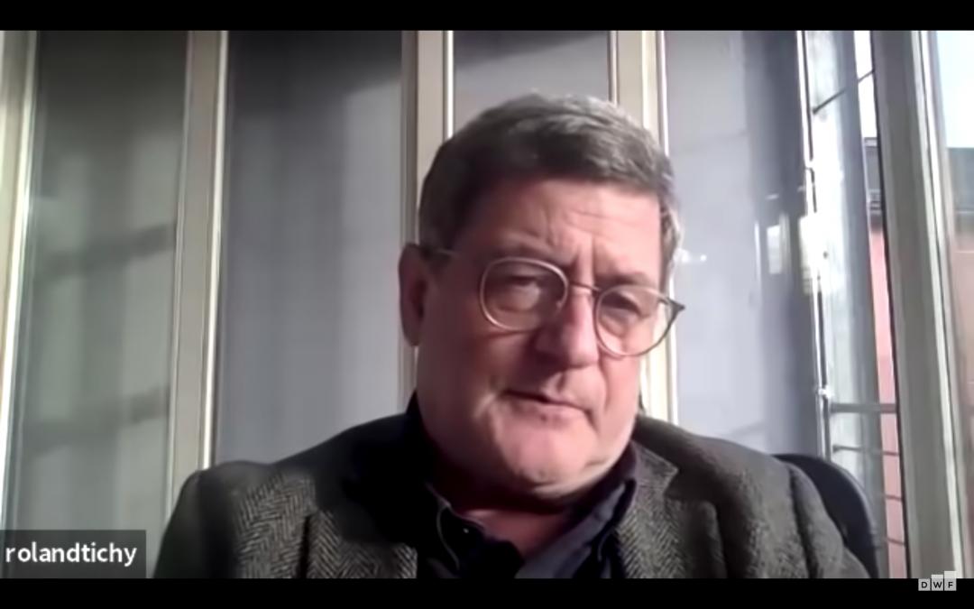 Tichy: Unter Merkel wird es immer selbstgemachte Krisen geben — Ausblick 2021