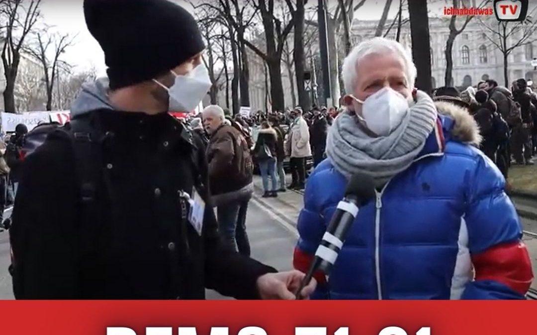 DEMO Wien 31.01.2021 ichhabdawasTV
