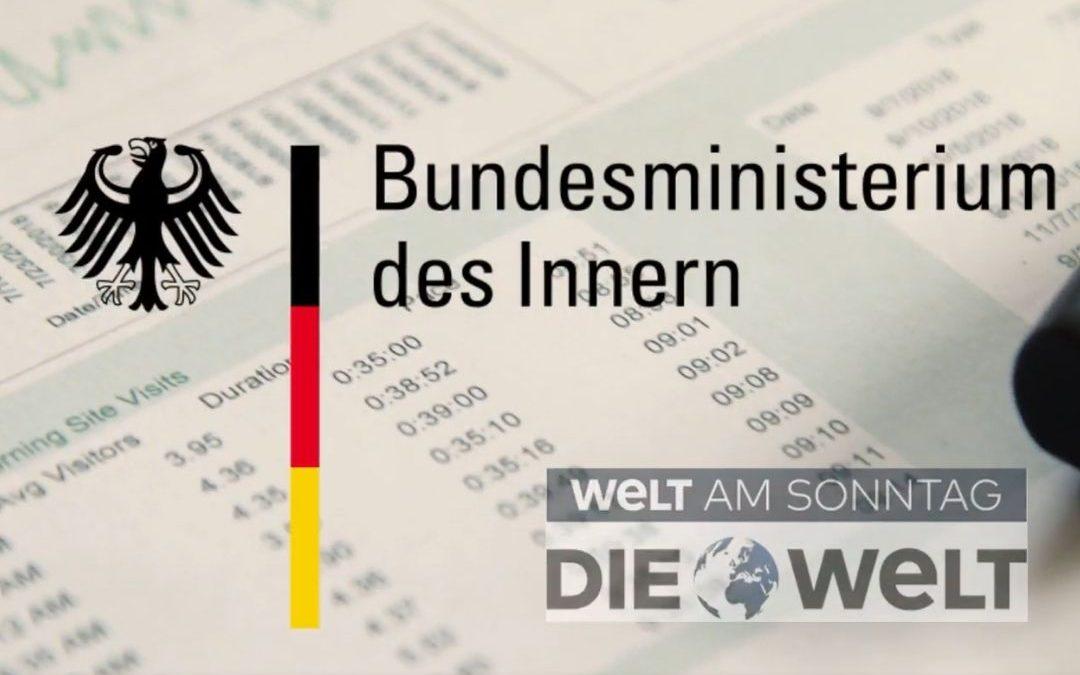 Andreas Popp: Die Welt Zeitung beweist Skandal Manipulation der Regierung fliegt auf