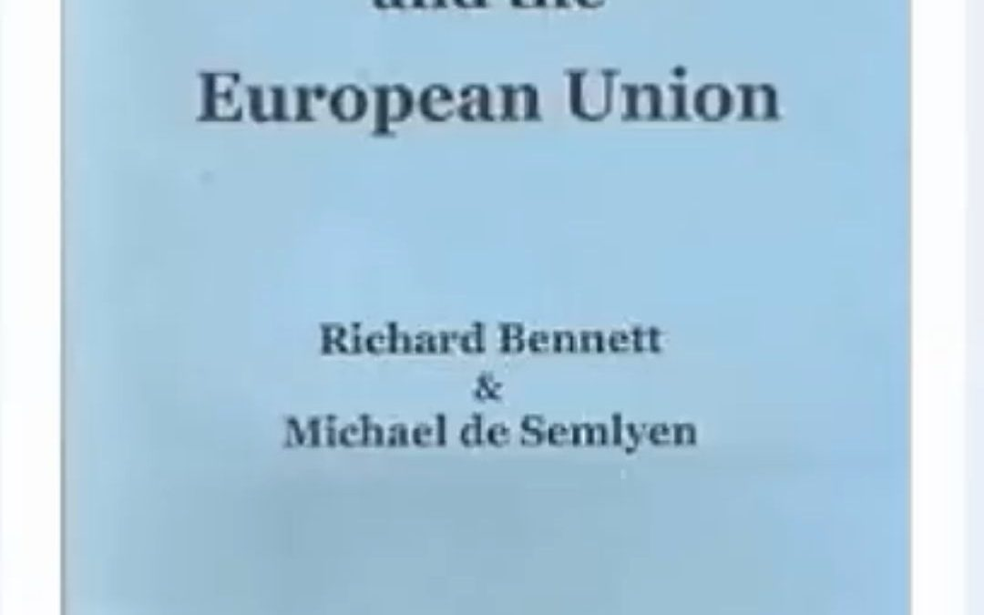 Hinter den Diktatoren 42 Die EU unwiderruflich als souveräner Staat ausgerufen