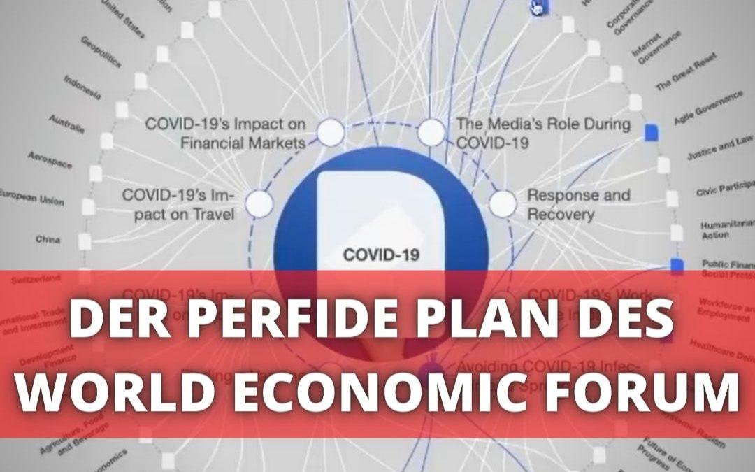 Der perfide Plan des World Economic Forum