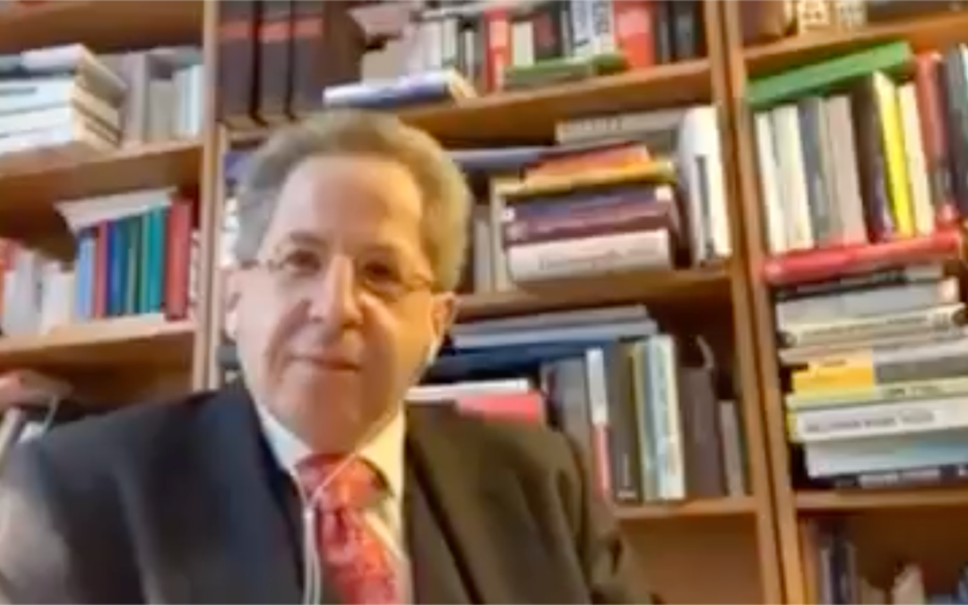 Wie Politik funktioniert — Hans Georg Maaßen