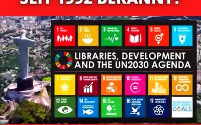 Globale Agenda Grundstein seit 1992 bekannt!