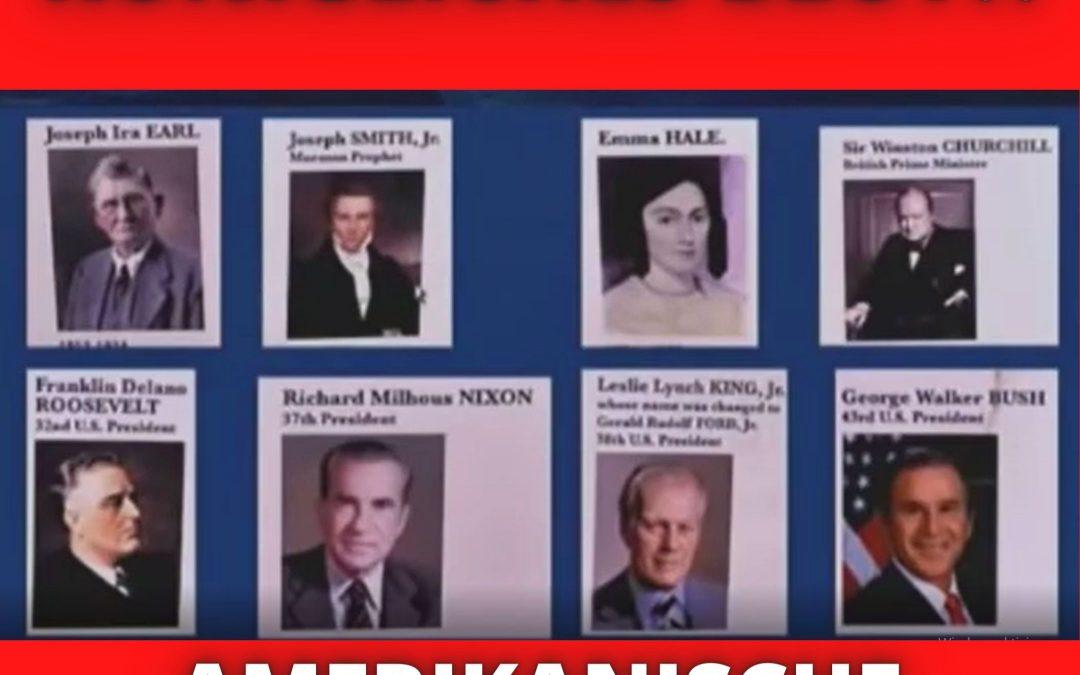 Viele Präsidenten sind Aristokraten und verwandt?!
