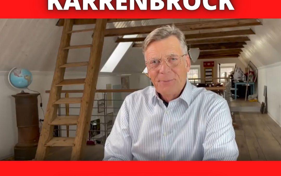 Reaktion von Hans Jörg Karrenbrock auf den 3 Lockdown 2021