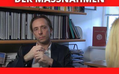 psychosoziale Folgen der Maßnahmen – Univ.Prof. Dr. Manuel Schabus