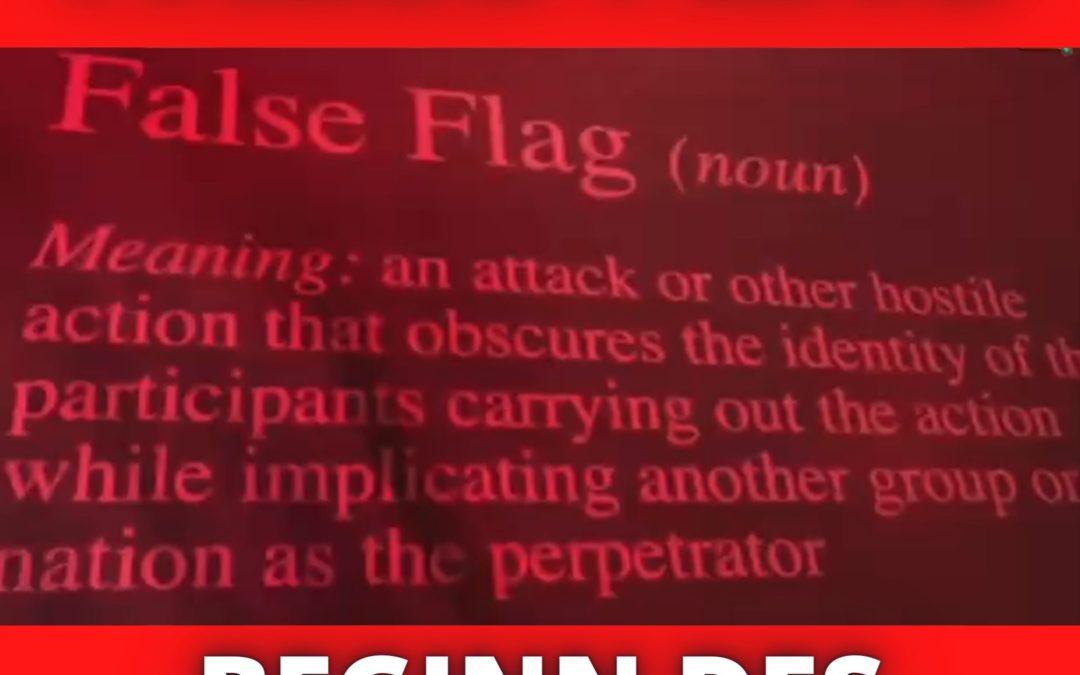 False Flag und der Beginn des Bioterrorismus