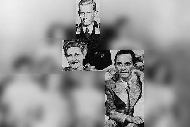 Gesundheitspass von Joseph Goebbels?