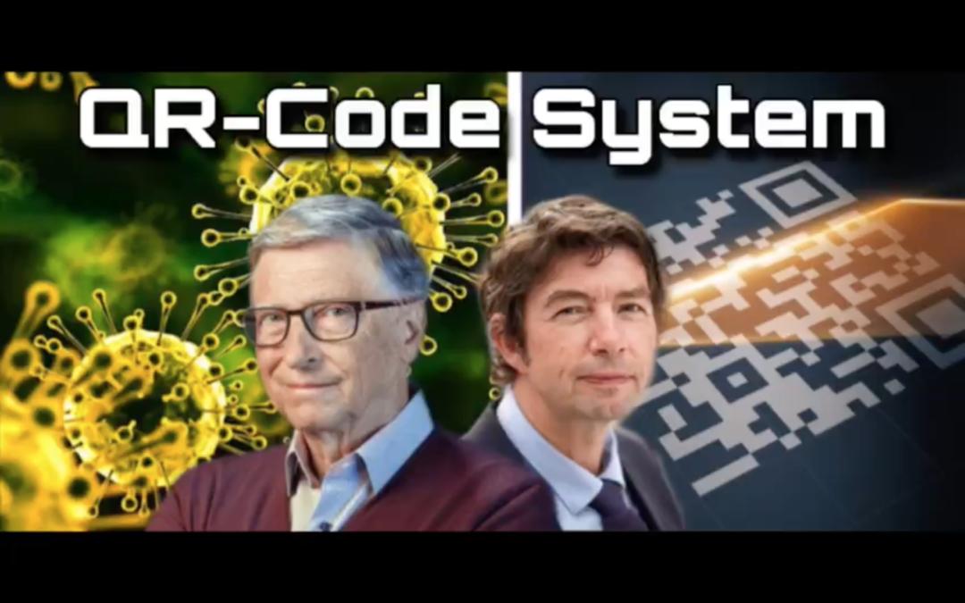 QR-Code für Geimpfte- Bill Gates fordert neues System