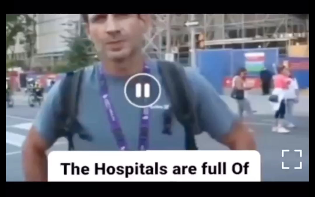 Toronto, Kanada 3.000 Krankenschwestern und Ärzte drohen mit Arbeitsniederlegung wegen Covid-Lügen