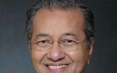 2015 warnte Dr. Mahathir Mohamad vor einem Genozid durch dieNWO