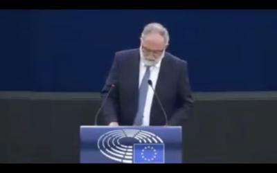Das ist doch mal eine Aussage aus dem EU-Parlament!